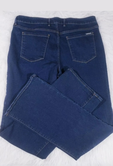 Eddie Bauer Denim - Eddie Bauer Womens Size 14 Jeans Slightly Curvy